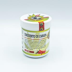 Unguento di Canapa con Chili