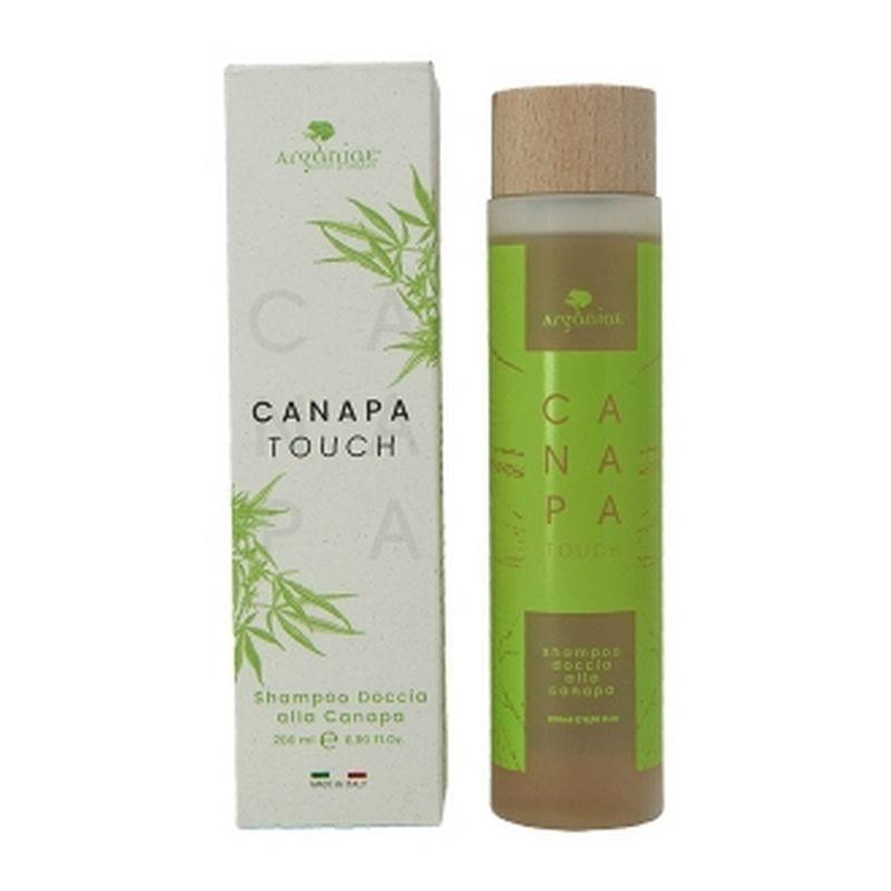 Canapa Touch - Shampoo Doccia alla Canapa